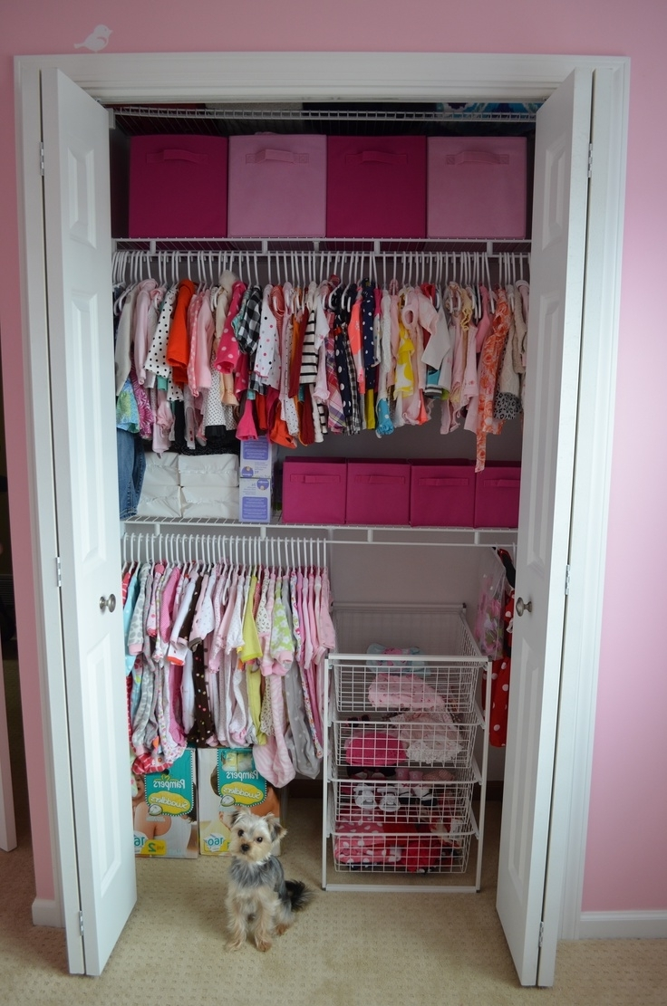 Well Liked Organize Baby Closet – Design Decoration With Wardrobes For Baby Clothes (View 14 of 15)