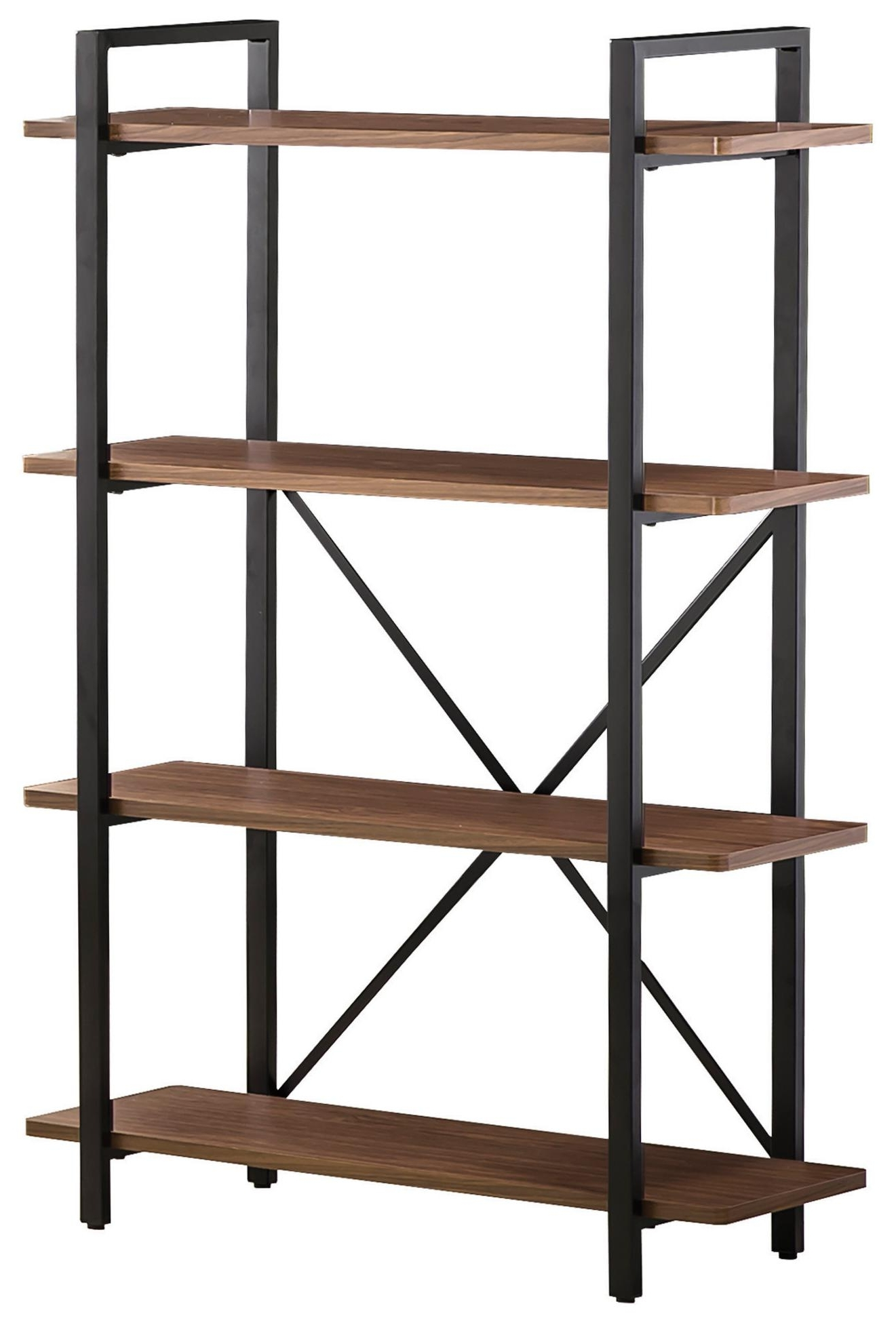 Featured Photo of Industrial Style Bookcases