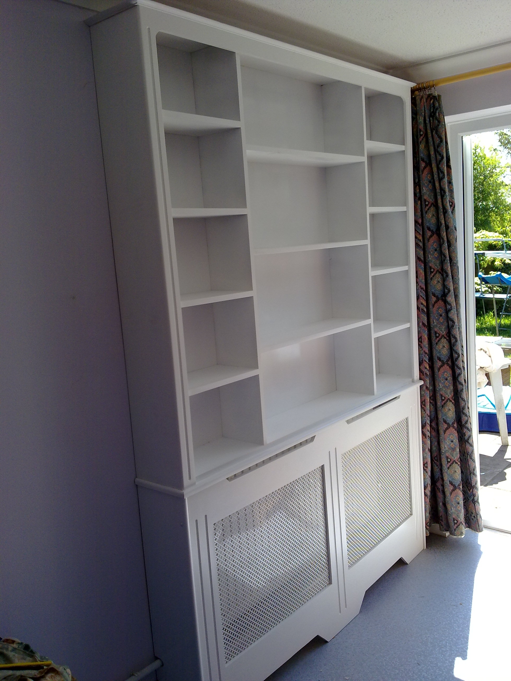 Well Liked Radiator Cupboards With Regard To Shelves – Pincay Woodworkingpincay Woodworking (View 15 of 15)