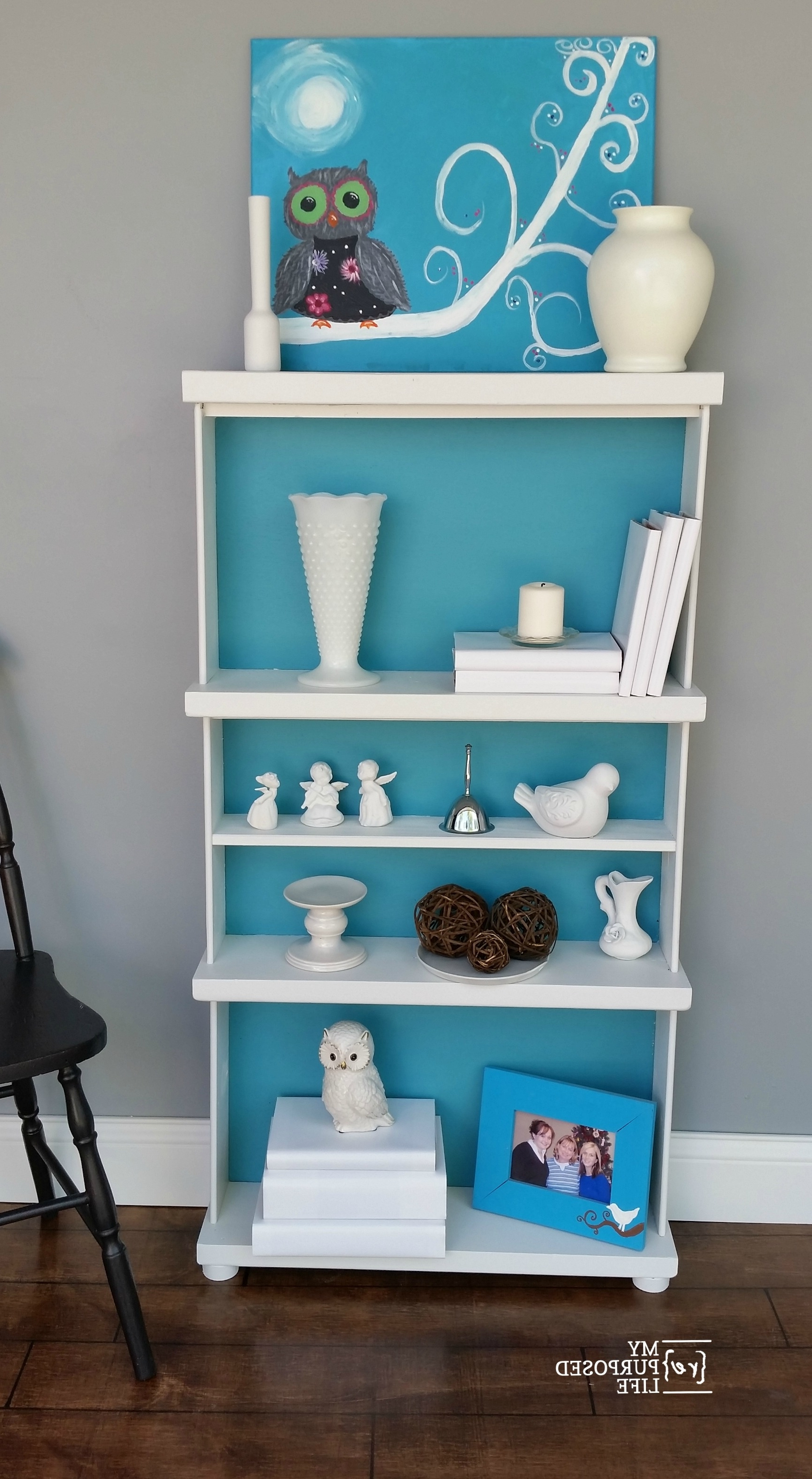 Well Liked Repurposed Drawers Bookcase – My Repurposed Life® Intended For Repurpose Bookcases (View 6 of 15)