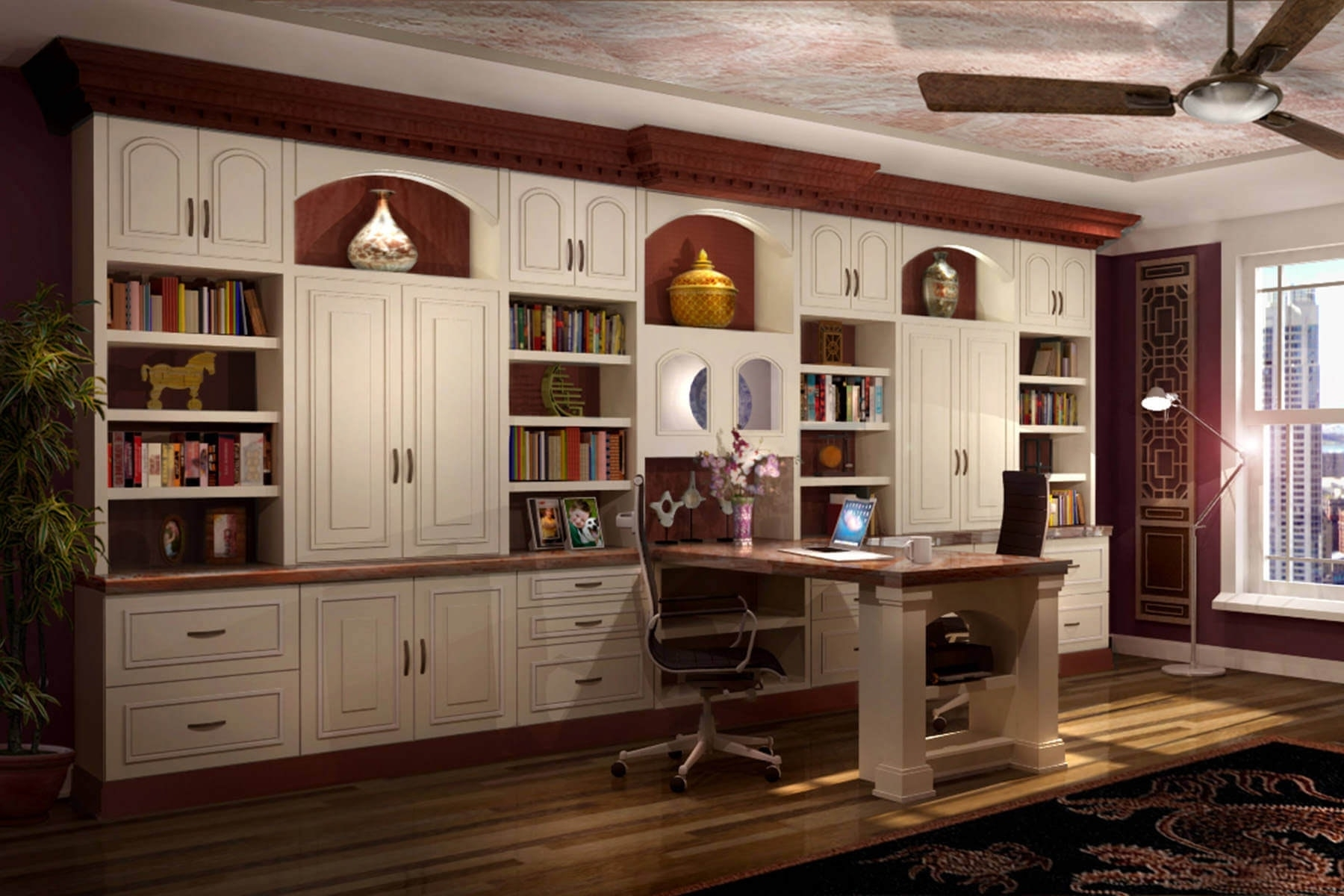Well Liked Shelves : Wicked Home Storage Cabinets Furniture Tall Wood Cabinet Pertaining To Office Wall Cupboards (View 12 of 15)