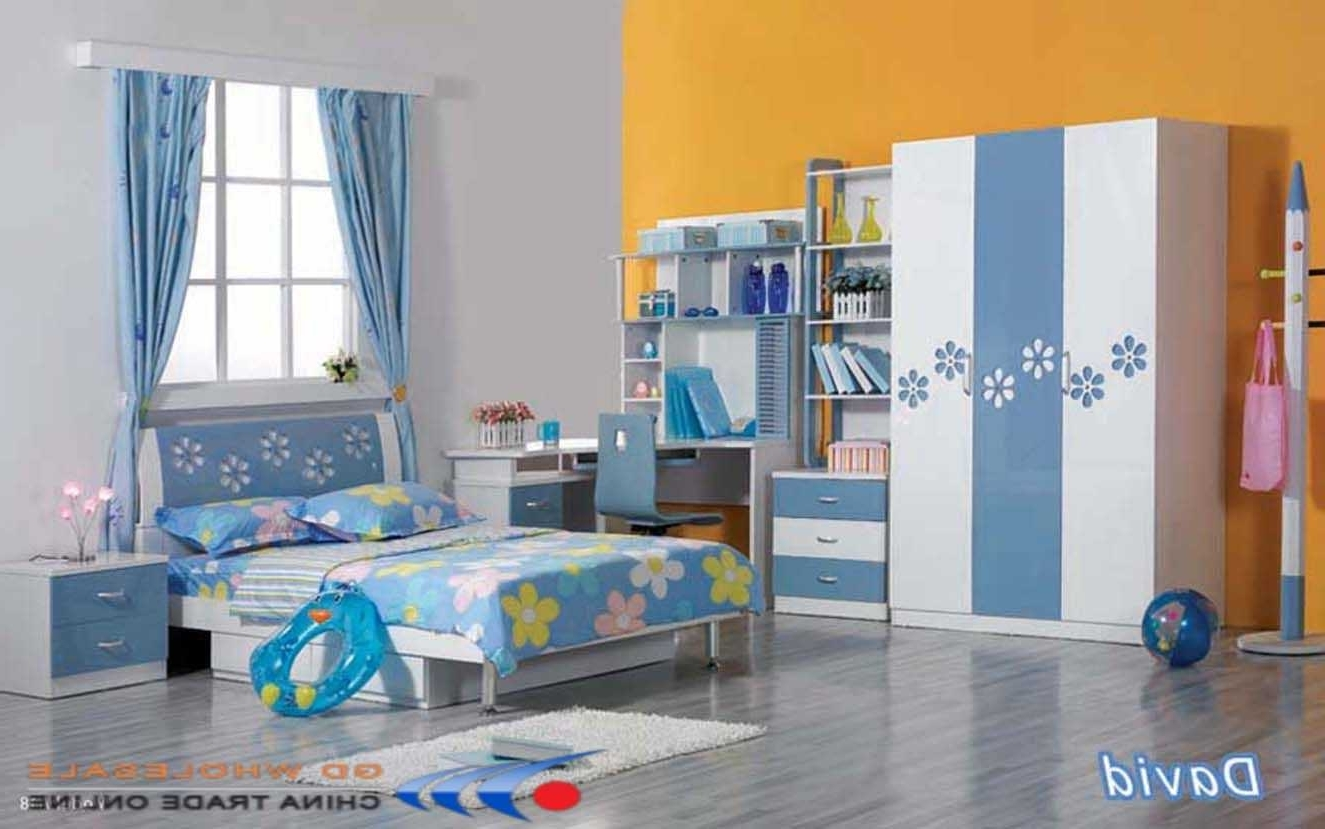 Well Liked Stunning Childrens Bedroom Furniture For Small Rooms Also Children Throughout Childrens Bedroom Wardrobes (View 15 of 15)