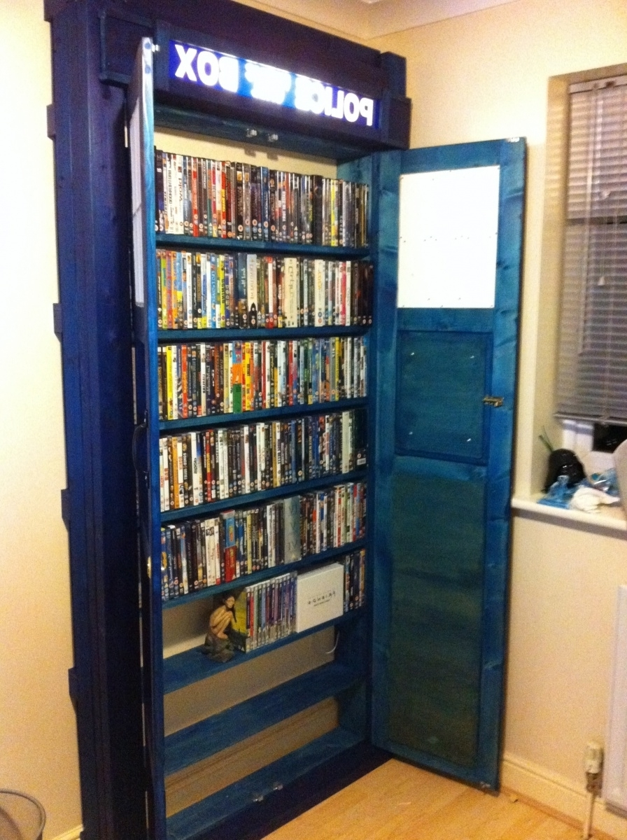 Well Liked Tardis Bookcase For Sale (50) Inside Tardis Bookcases (View 2 of 15)