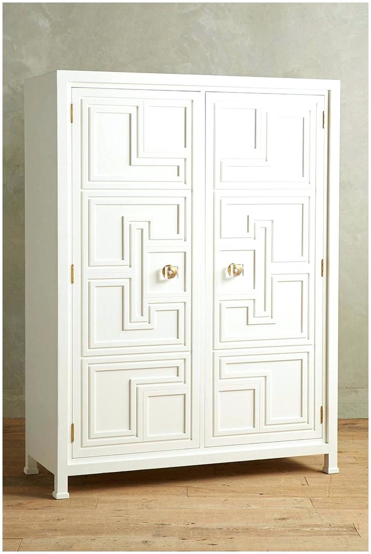 White Wardrobes Armoire Within Favorite White Armoire Wardrobe – Blackcrow (View 14 of 15)