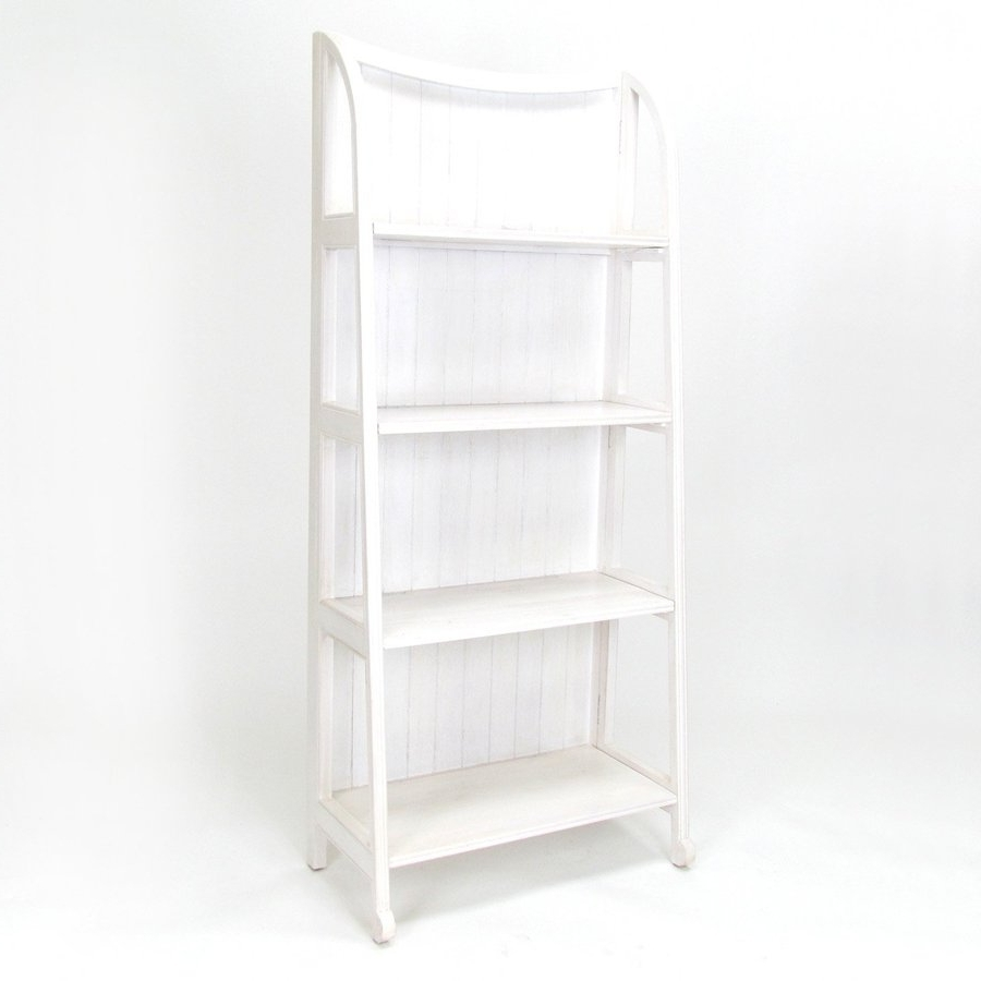 Featured Photo of Whitewash Bookcases