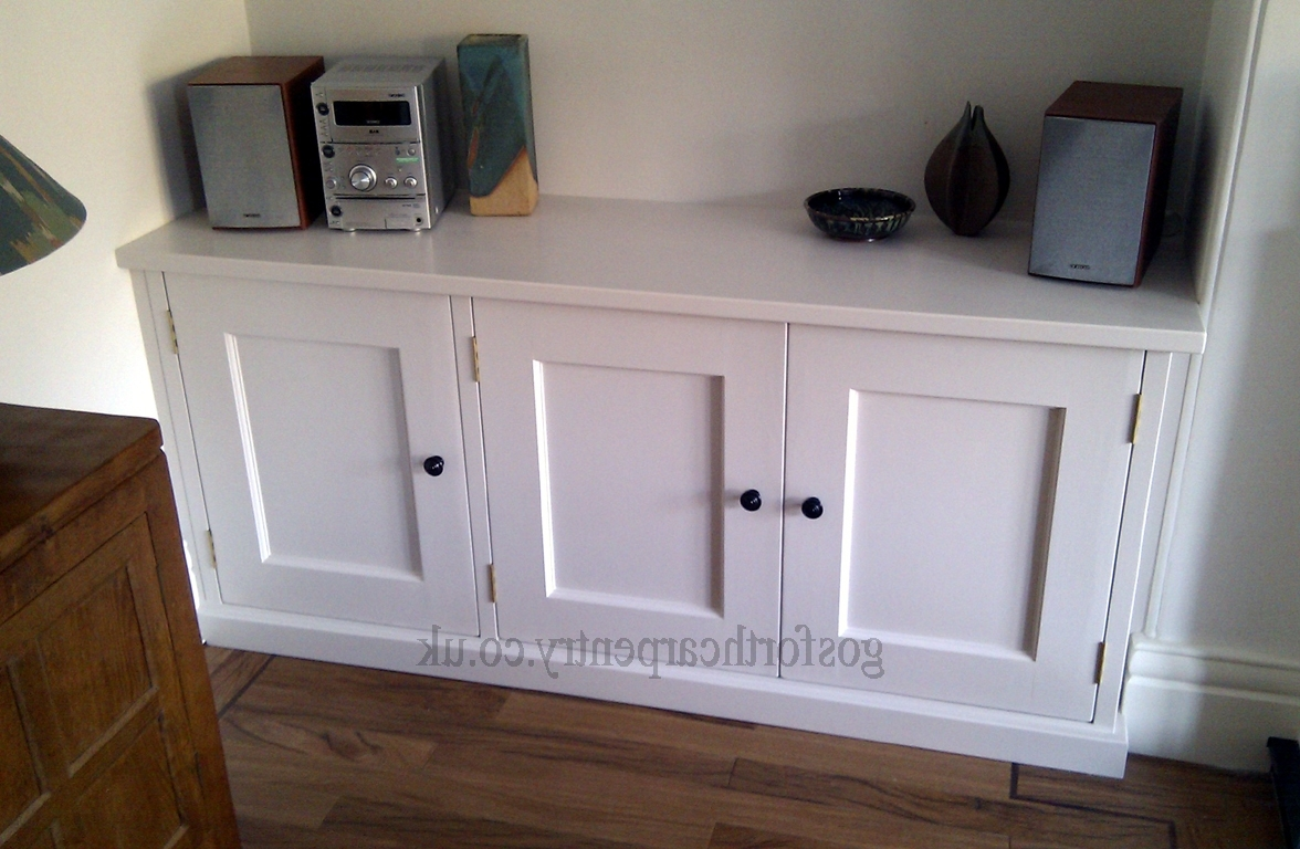 Widely Used Alcove Wardrobes Designs Inside Gosforth Carpentry & Design (View 15 of 15)