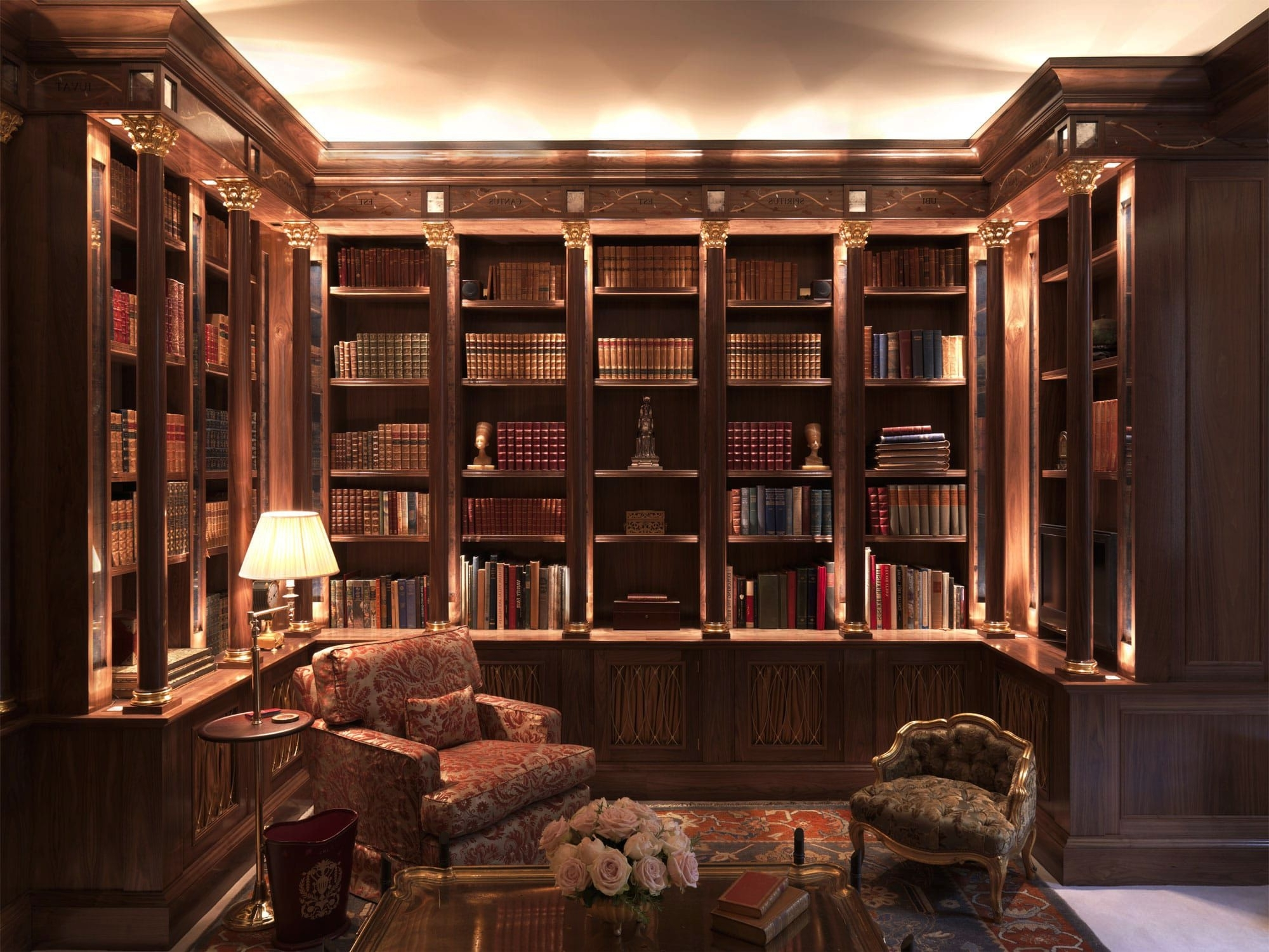 Featured Photo of Bespoke Libraries