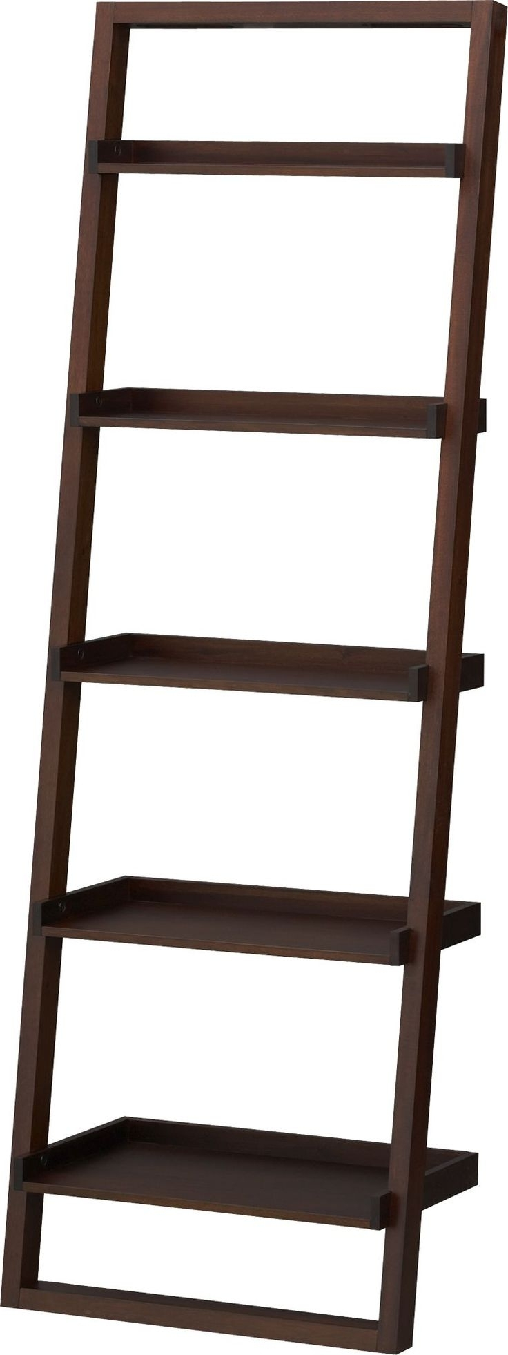 Widely Used Crate And Barrel Bookcases Pertaining To Furniture Home: Striking Crate And Barrel Leaning Bookcase Image (View 15 of 15)