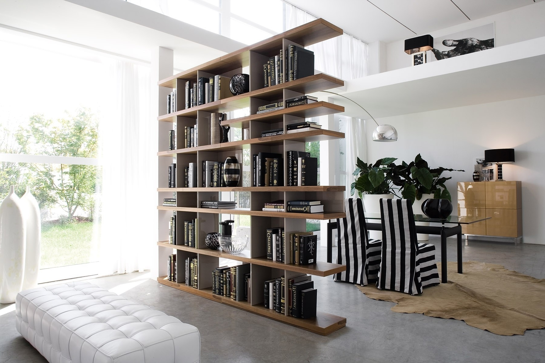Widely Used Double Sided Bookcases For Bookcase: Amazing Two Sided Bookcase Double Bookshelves, Double (View 11 of 15)