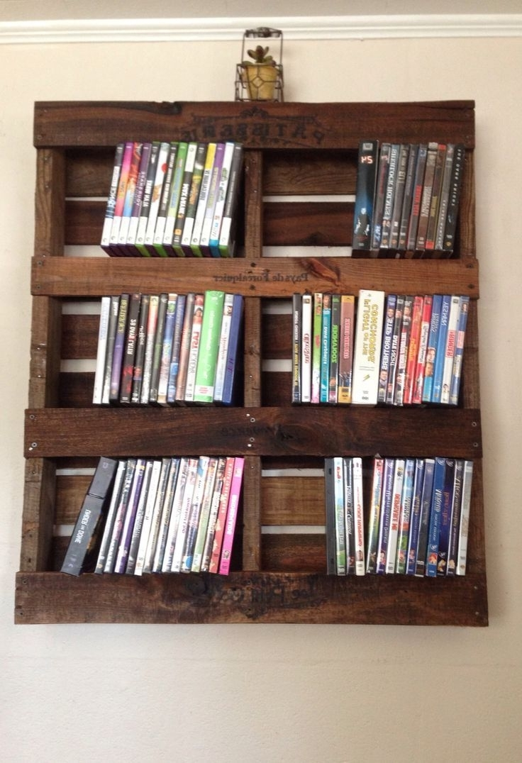 Widely Used Dvd Bookcases Pertaining To Best 25+ Dvd Bookcase Ideas On Pinterest (View 15 of 15)