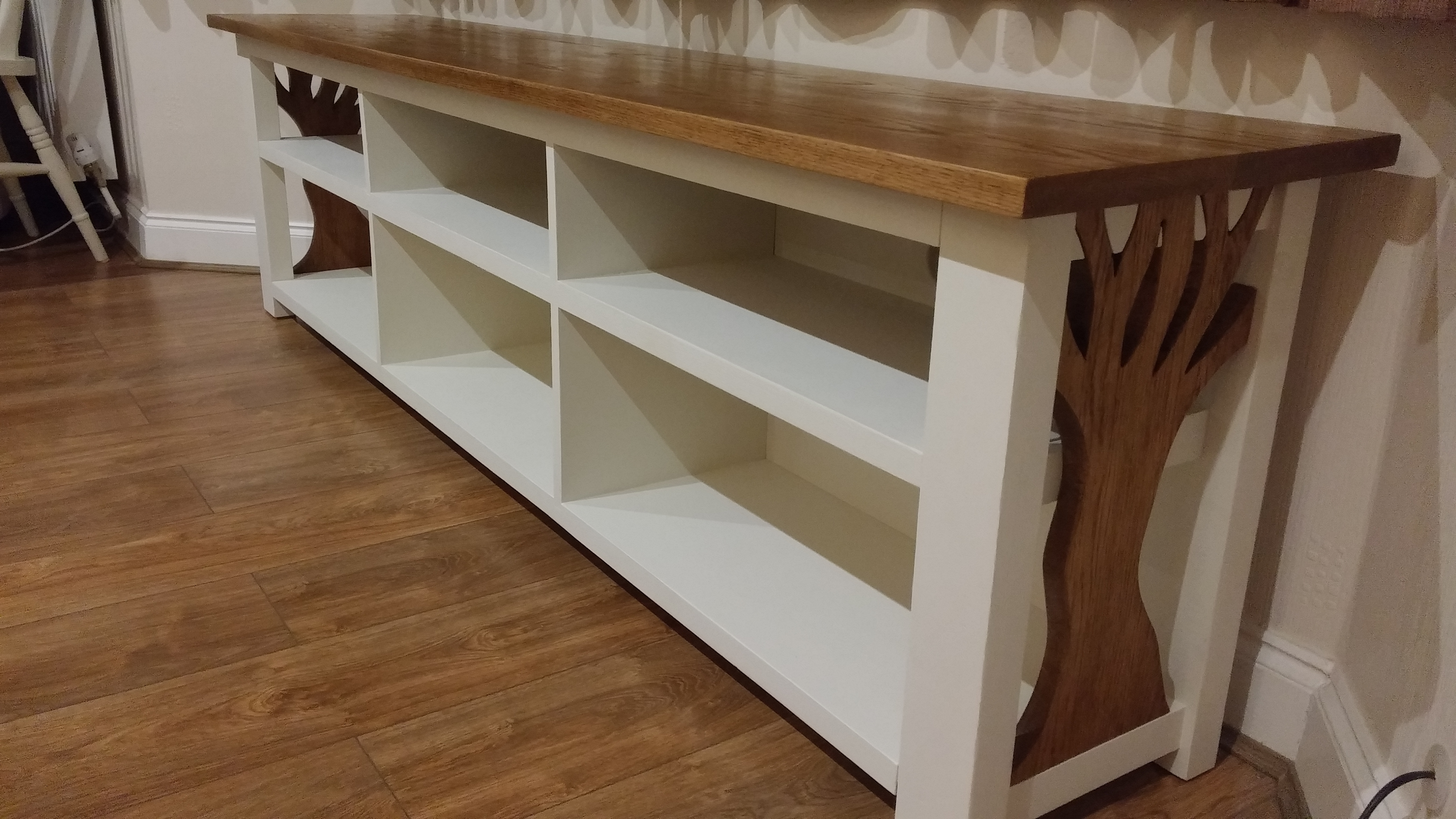 Widely Used Handmade Tv Unit In Oak Furniture Tv Cabinet (View 15 of 15)