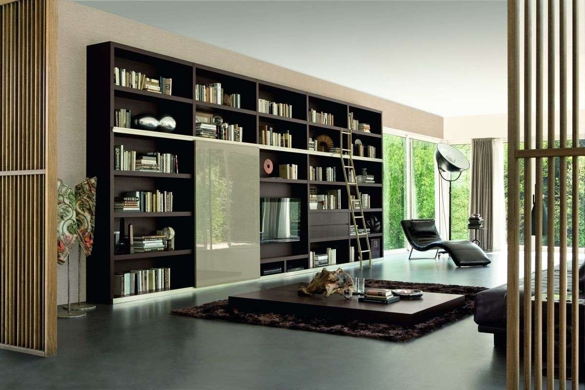 Widely Used Large Bookcases Plans Intended For Large Bookcase Plans : Popular Orange Large Bookcase Plans (View 8 of 15)