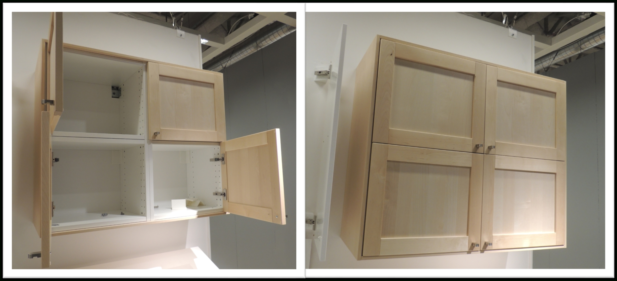 Widely Used Library Cupboards Intended For 3 Major Differences Between Ikea Kitchen Cabinets In North America (View 12 of 15)