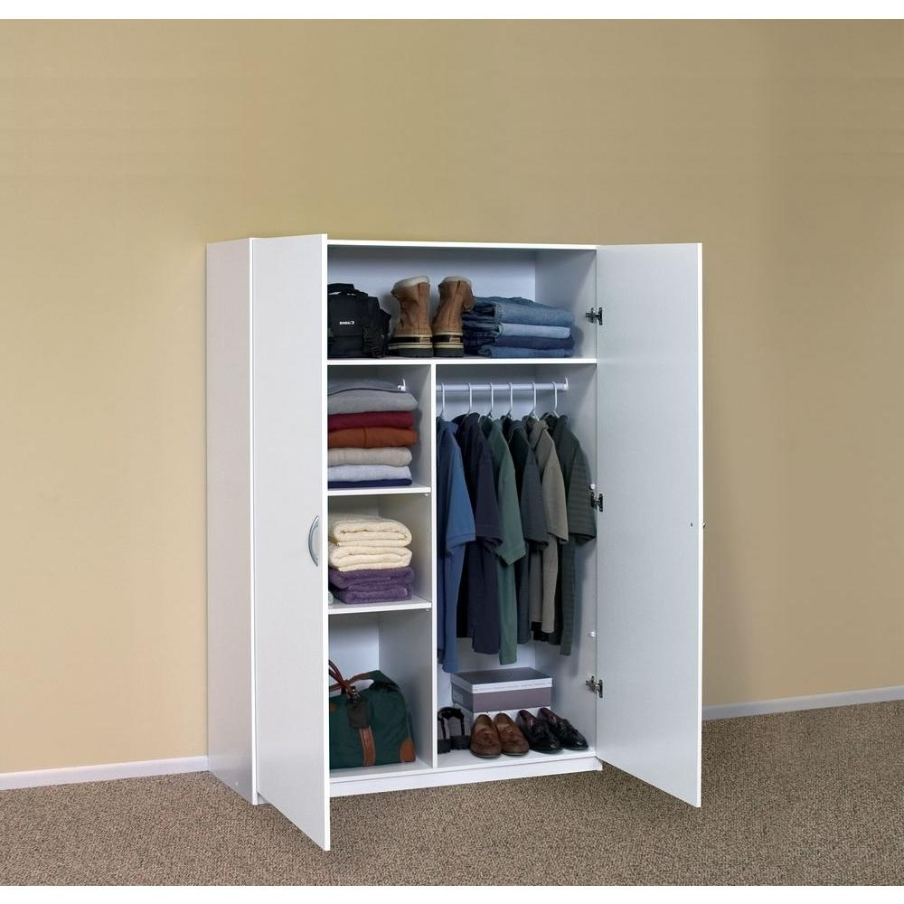 Widely Used Mobile Wardrobes Cabinets In Closet Storage : Pantry Cabinets Cabinets At Walmart Nsf Wire (View 15 of 15)