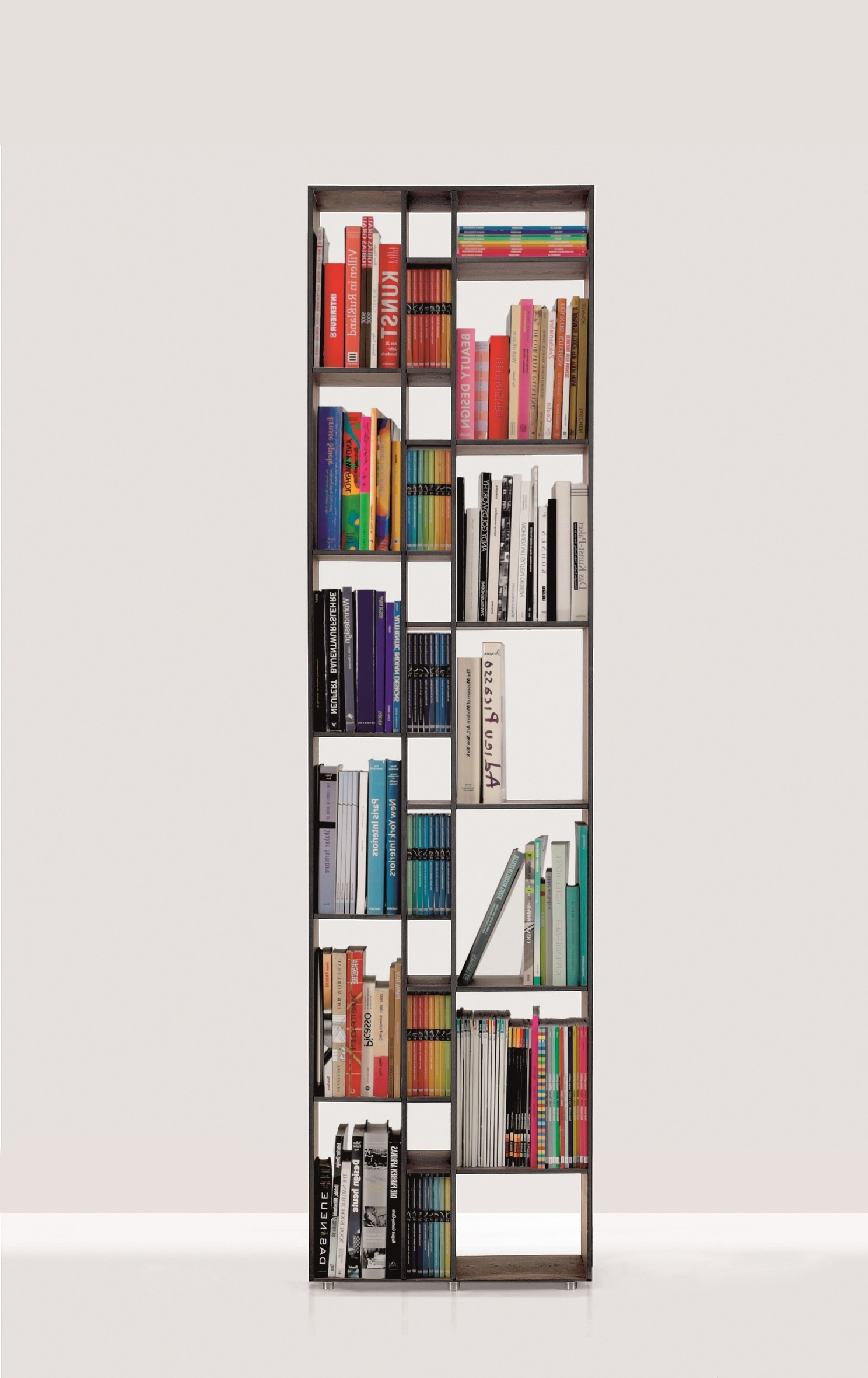 Widely Used Offenes Freistehendes Wand Bücherregal Aus Holz Code 1Zeitraum With Regard To Freestanding Bookcases Wall (View 15 of 15)