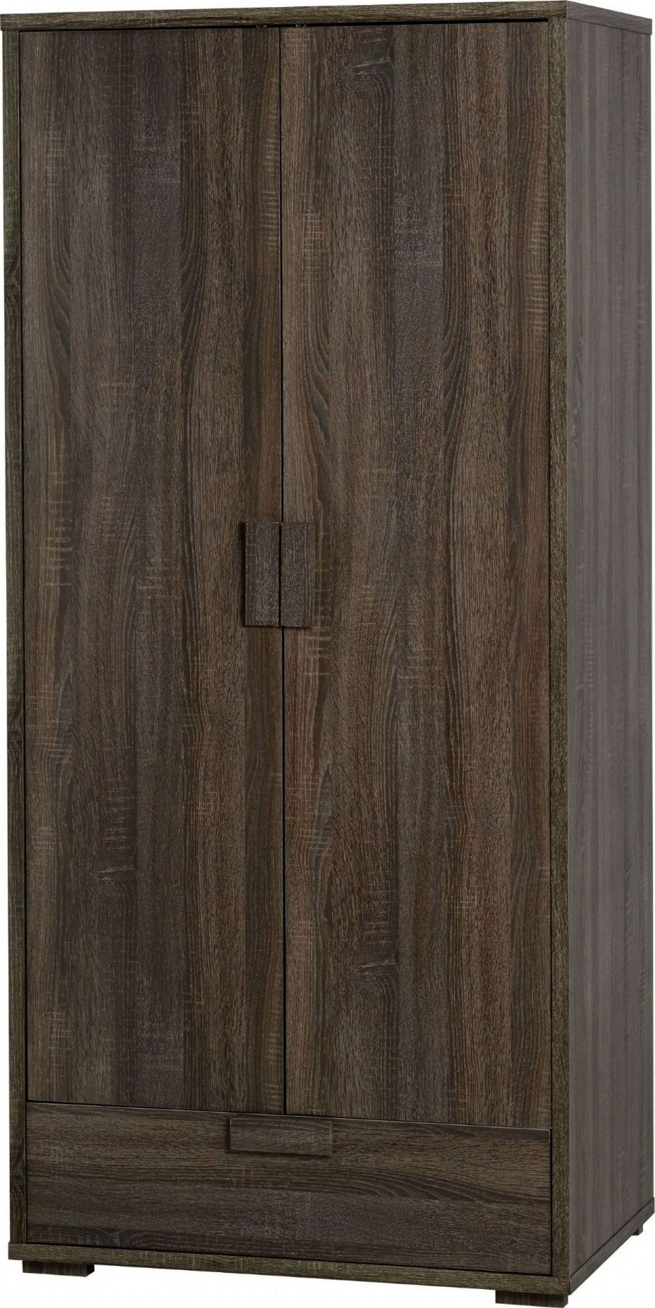 Widely Used Painting A Dark Wood Wardrobe Solid Wardrobes Ikea Single Door Inside Dark Wood Wardrobes (View 6 of 15)