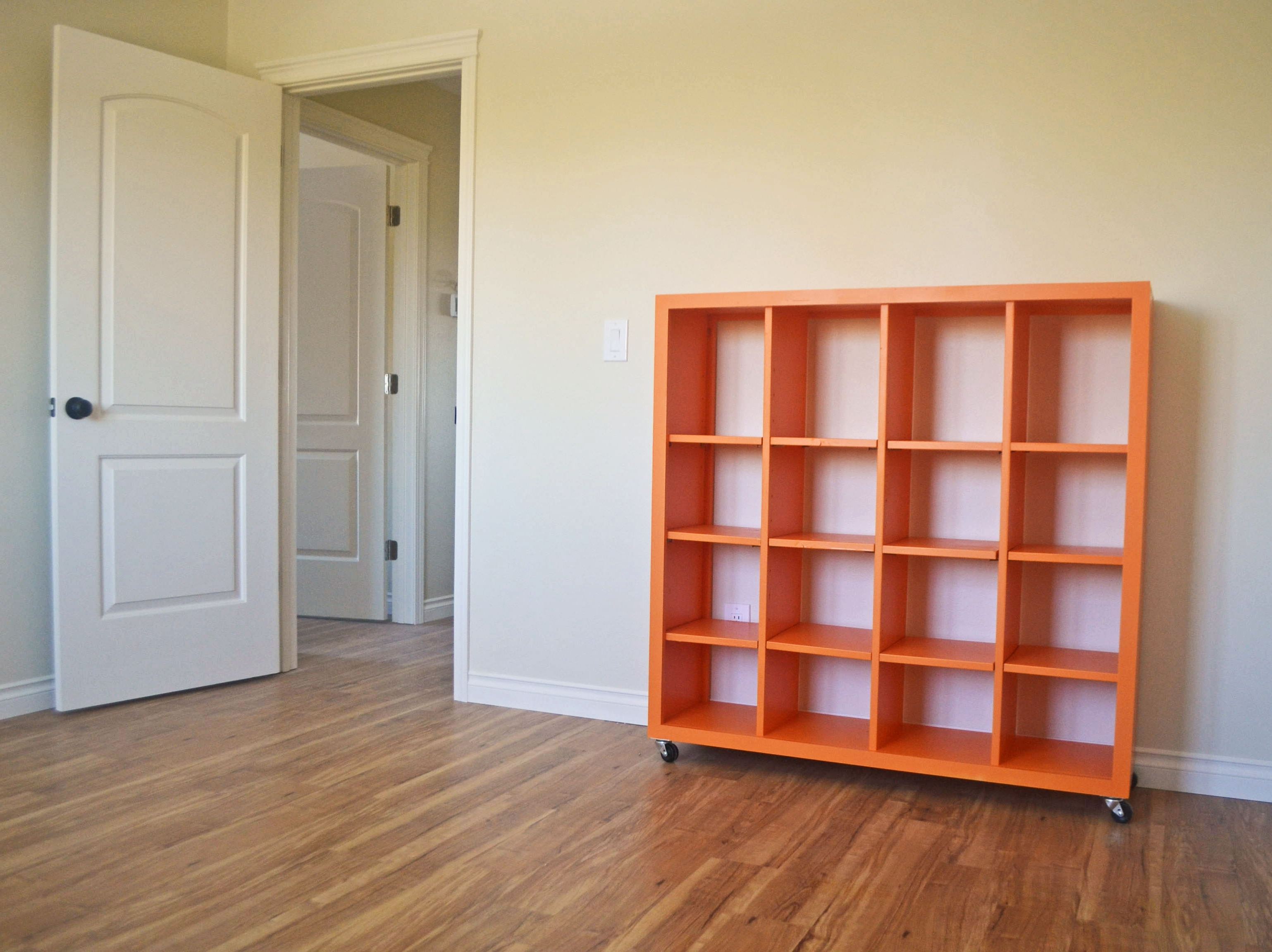 Widely Used Rolling Bookcases In 52 Build A Cube Shelf, Bookcase Storage Cubby Unit (View 10 of 15)