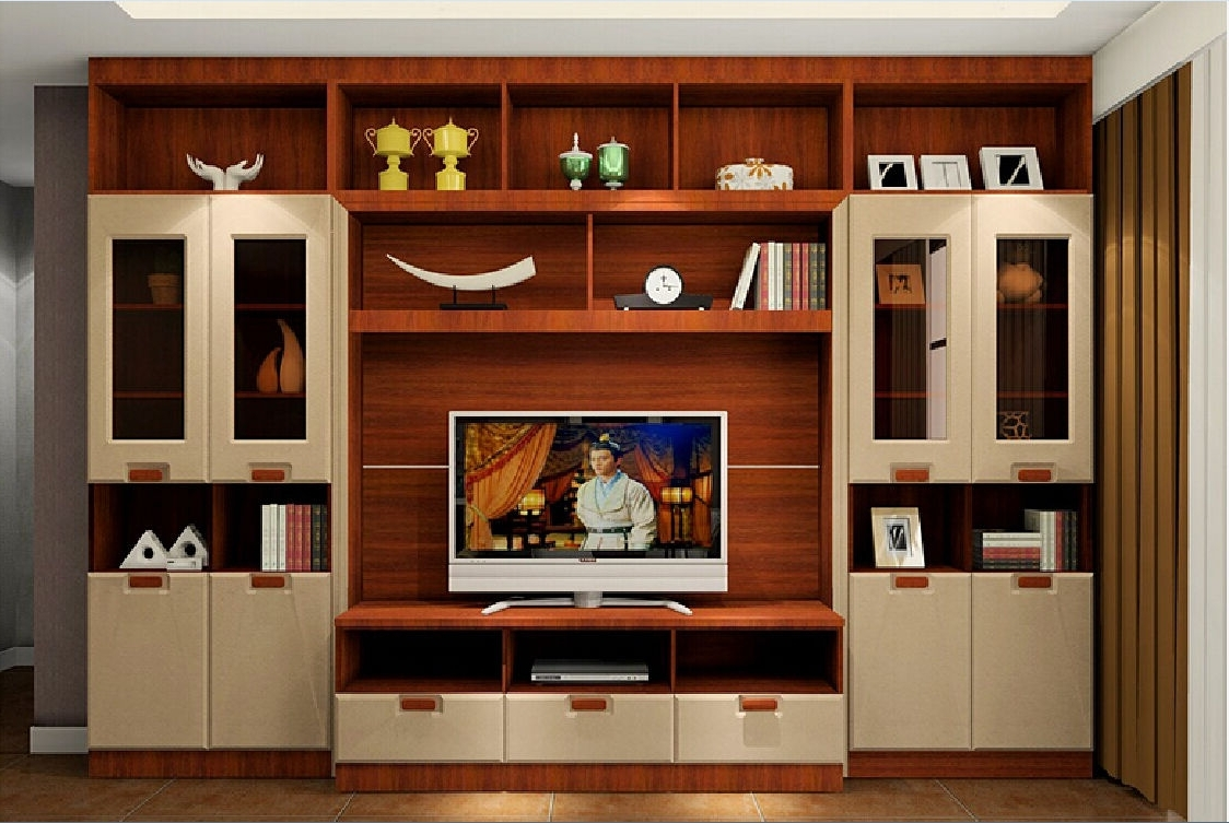 Widely Used Sitting Room Storage Units In Excellent Living Room Storage Cabinets With Glass Doors Pleasant (View 6 of 15)