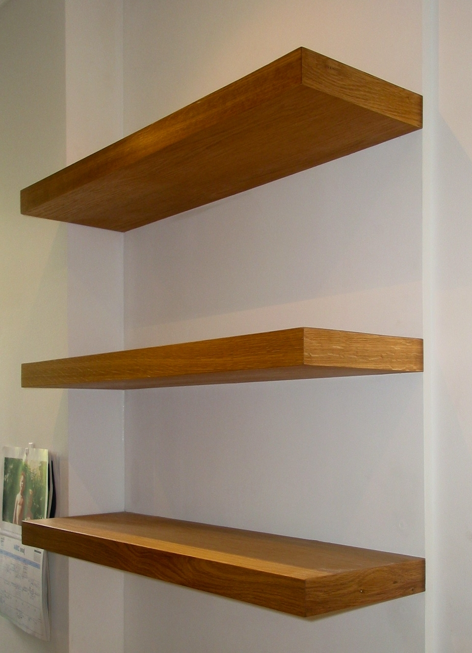 Widely Used Wood For Shelves Intended For Products Cambridge Pine Oak (View 11 of 15)