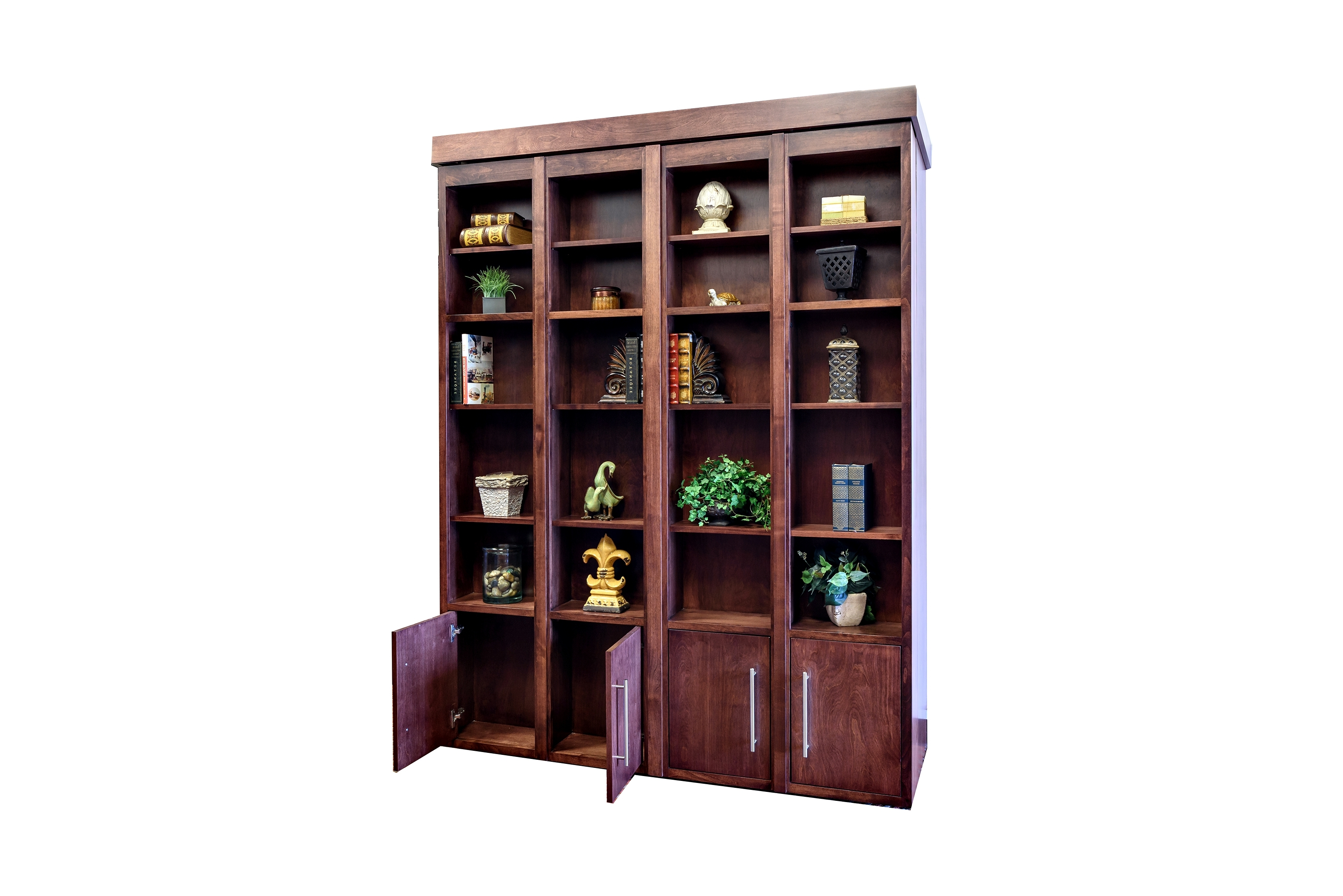 Wilding Wallbeds Throughout Bifold Bookcases (View 15 of 15)
