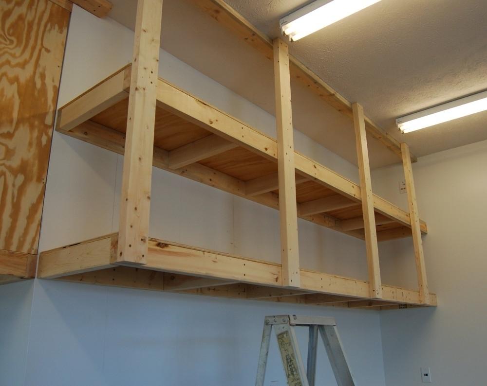 Wood For Shelves Inside Famous Wood For Shelves Garage • Shelves (View 13 of 15)