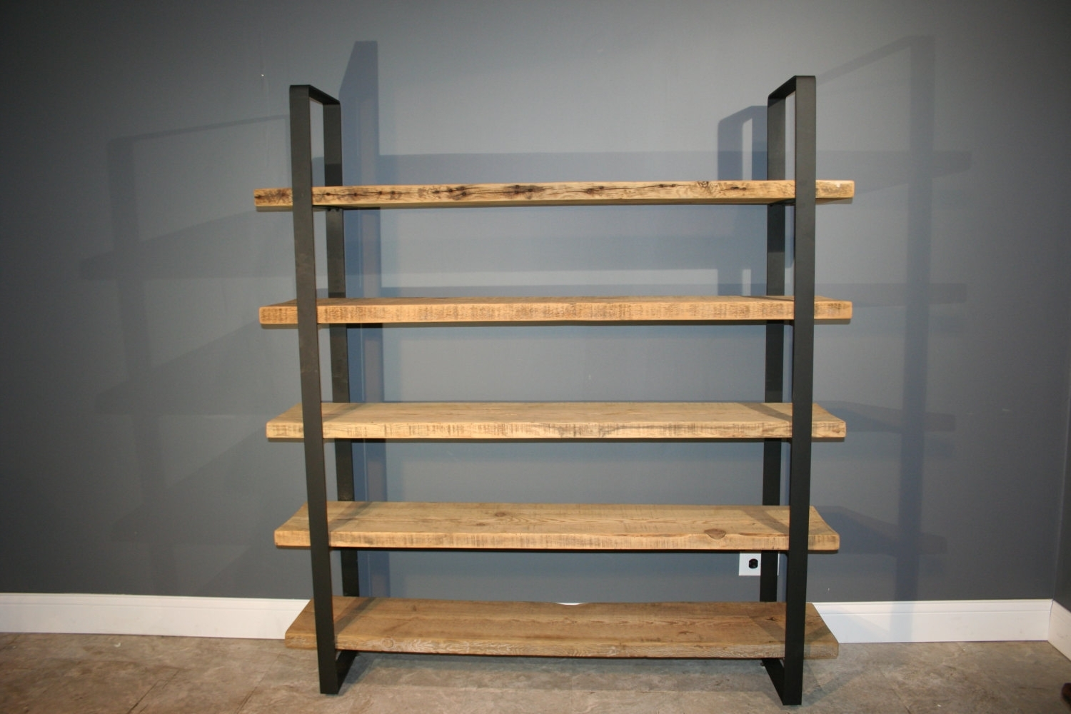 Wooden Shelving Units Intended For Most Up To Date Unique Wood Shelving Units For Decorative And Functional Furniture (View 14 of 15)