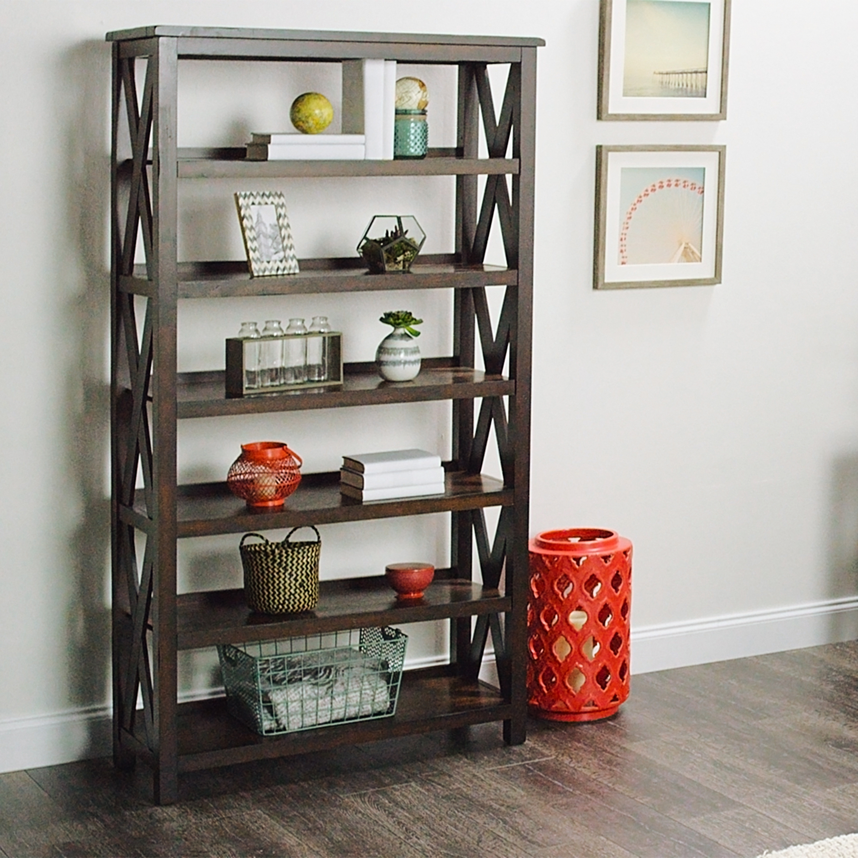 Featured Photo of World Market Bookcases