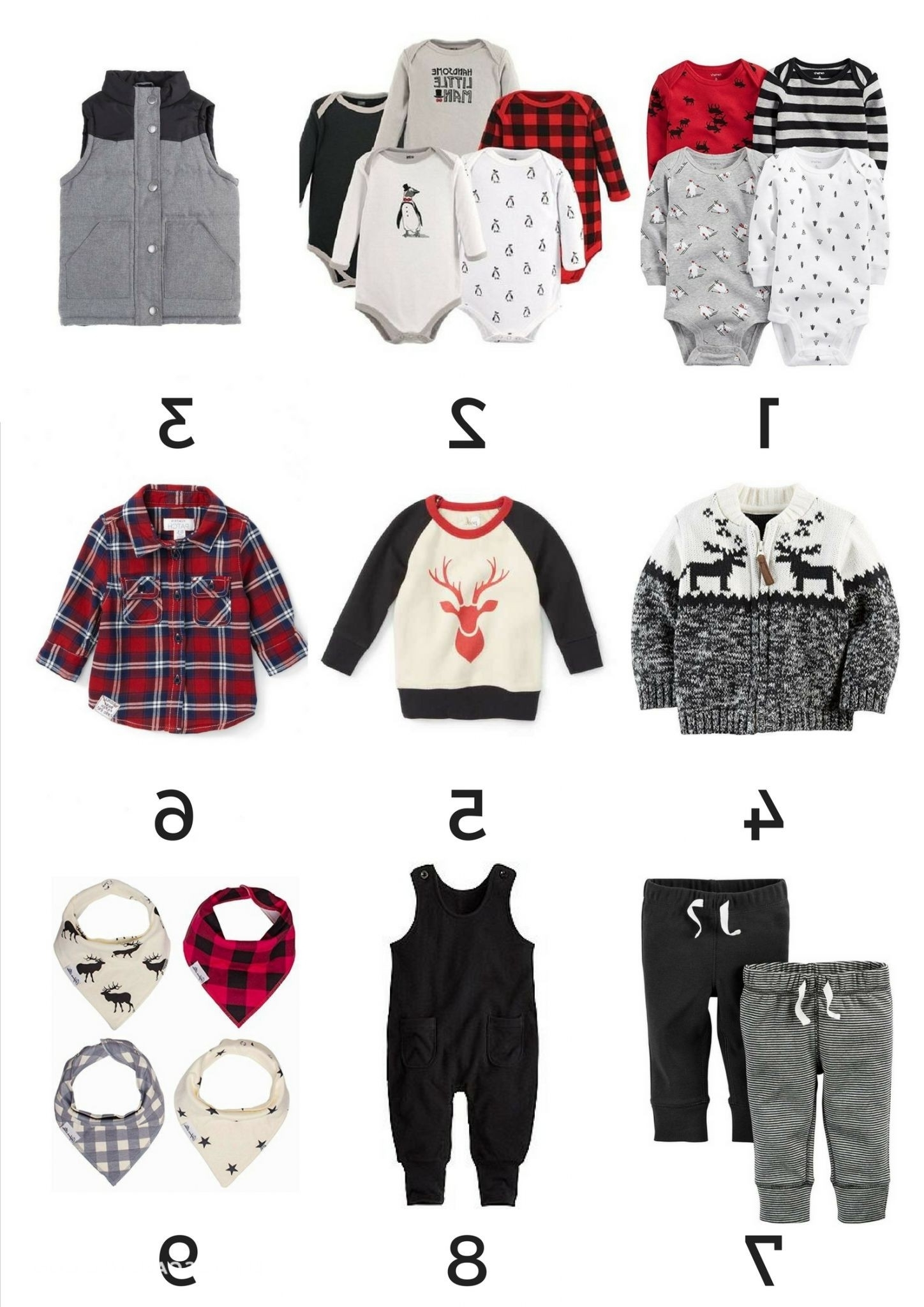 Your Guide To Baby's First Capsule Wardrobe For 2017 Wardrobes For Baby Clothes (View 15 of 15)