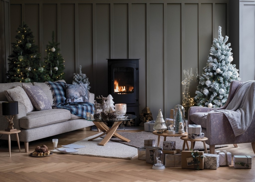 10 Sofas & Chairs To Sink Into This Christmas – With Regard To Famous Marks And Spencer Sofas And Chairs (View 1 of 10)