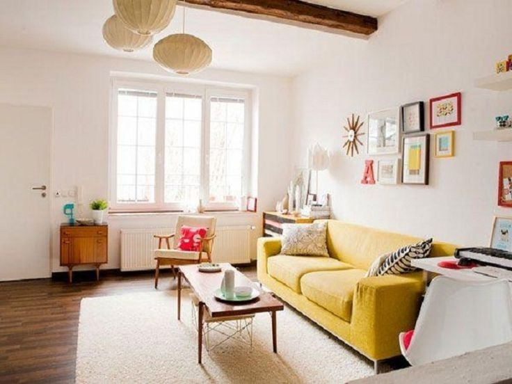 12 Best Yellow Sofa Images On Pinterest (View 5 of 10)