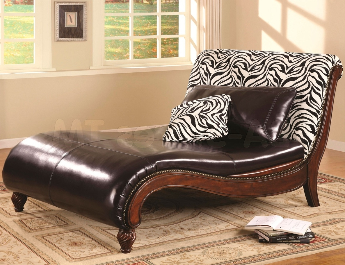 2017 Brown Chaise Lounges For Leather Chaise Lounge Sofa Furniture Exotic Classic Brown Leather (View 2 of 15)