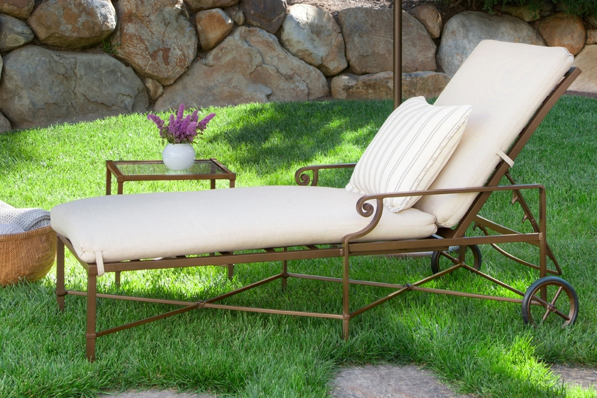 2017 Brown Jordan Chaise Lounge Chairs Inside Brown Jordan Chaise Lounge Chair • Lounge Chairs Ideas (View 2 of 15)