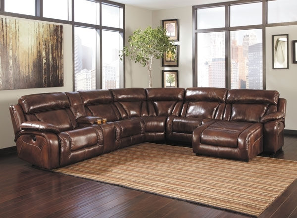2017 Leather Sectional Sofas With Benefits Of Leather Sectional Furniture – Elites Home Decor (View 3 of 10)