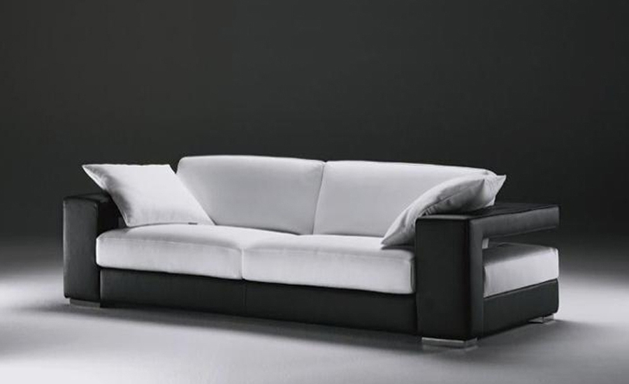 2017 Modern 3 Seater Sofas Inside Free Shipping Sigle Sofa, Modern Design, Classic Simple Design (View 3 of 10)