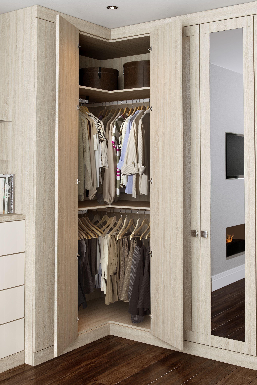 2017 Rio Bedroom, L Corner Wardrobe Solution (View 14 of 15)