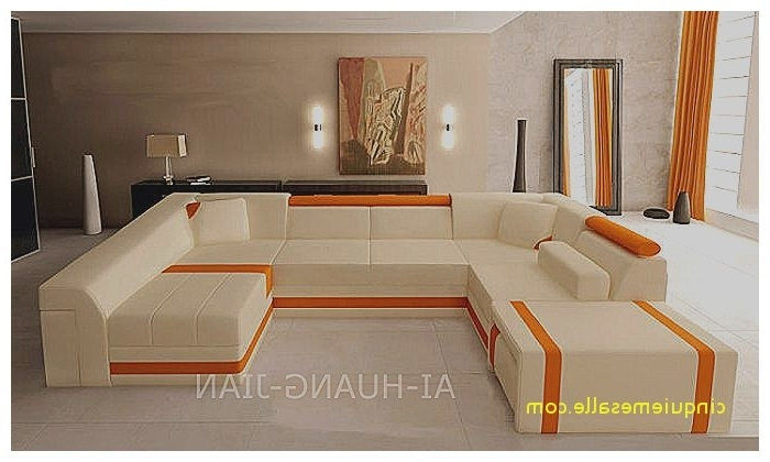 2017 Sectional Sofa : C Shaped Sectional Sofa Elegant U Shape Sofa Intended For C Shaped Sofas (View 9 of 10)
