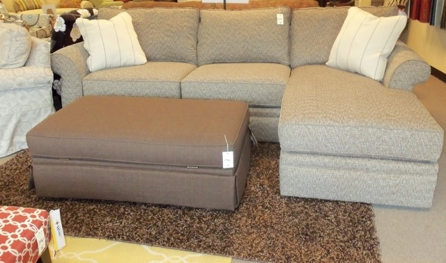 2017 Sectional Sofa Design: Adorable Broyhill Sectional Sofas Broyhill With Regard To Broyhill Sectional Sofas (View 5 of 10)