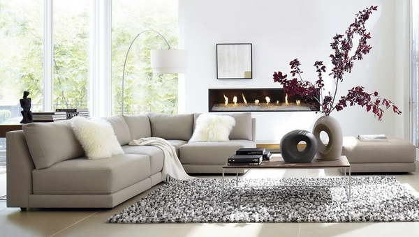 2017 Sectional Sofa Design: Beatiful Sectional Sofa For Small Space Inside Sectional Sofas In Small Spaces (View 1 of 10)