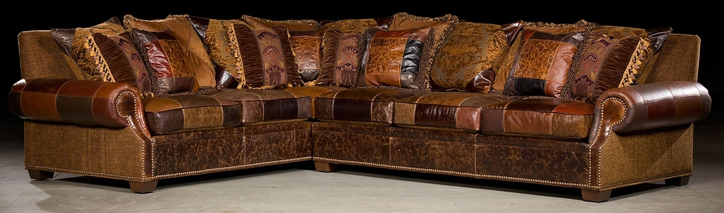 Featured Photo of Western Style Sectional Sofas