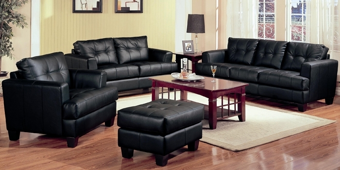 2017 Sofa Chairs For Living Room Pertaining To Living Room Furniture – Coaster Fine Furniture – Living Room (View 1 of 10)