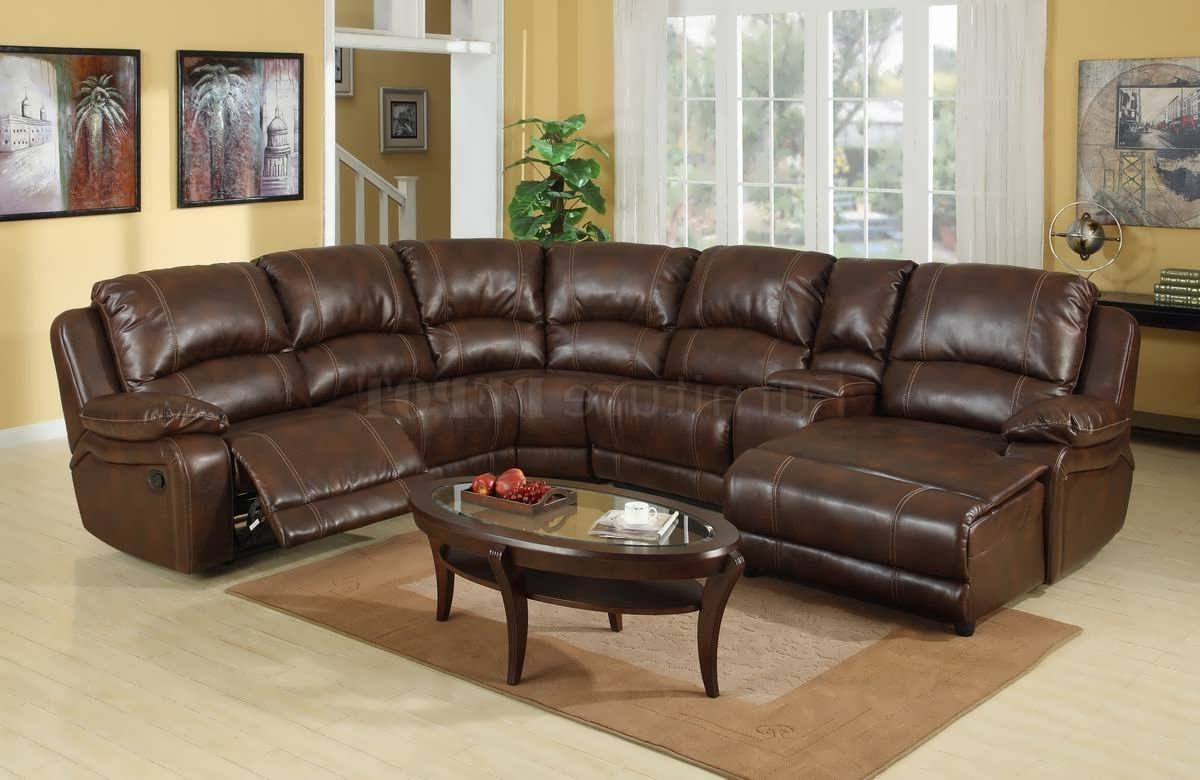2017 Sofa : Chaise Sofa Sectional With Chaise And Recliner White Throughout Leather Sectionals With Chaise (View 1 of 15)