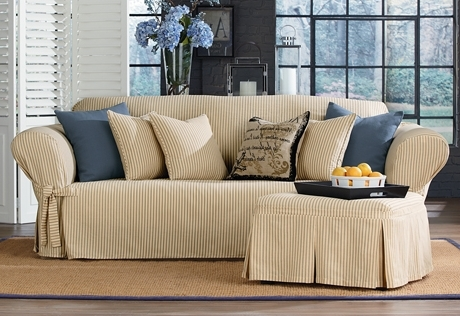 2017 The Necessary Of Sofa Slipcovers – Bellissimainteriors Throughout Slipcovers Sofas (View 6 of 10)