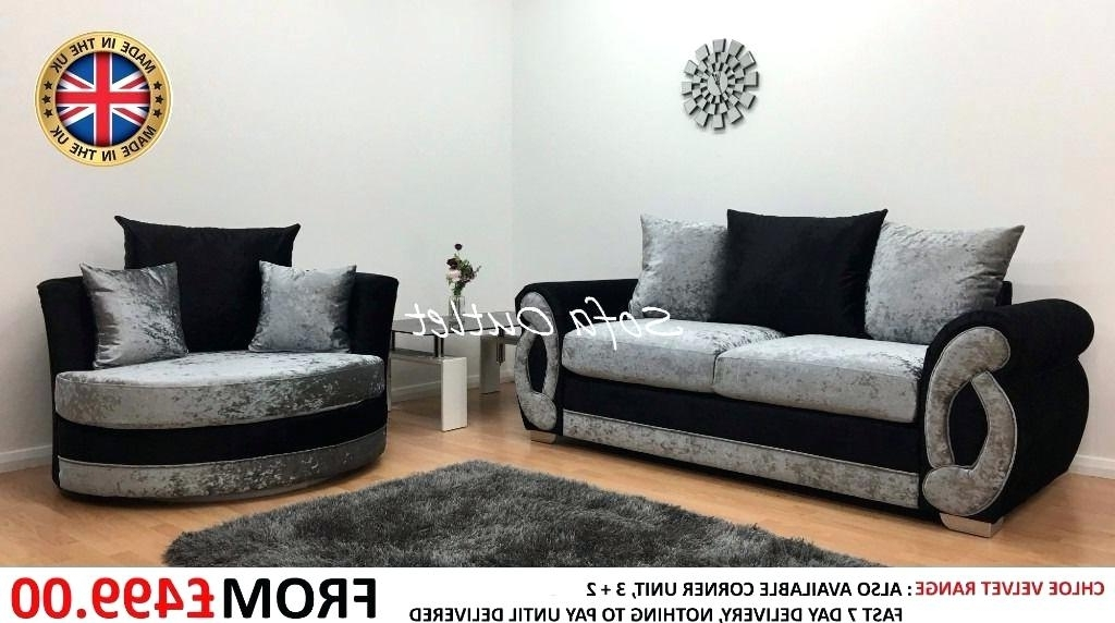 2018 3 Seater Sofas And Cuddle Chairs For Three Seater Sofa And Chair A 3 Sofa 3 Seater Sofa And Cuddle (View 2 of 15)