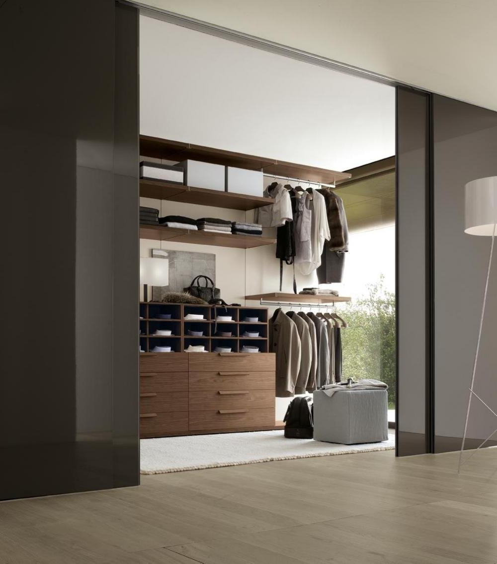 2018 Cheap Bedroom Wardrobes Pertaining To Black Wood Wardrobe Closet Cheap Bedroom Storage Small Canada Can (View 14 of 15)