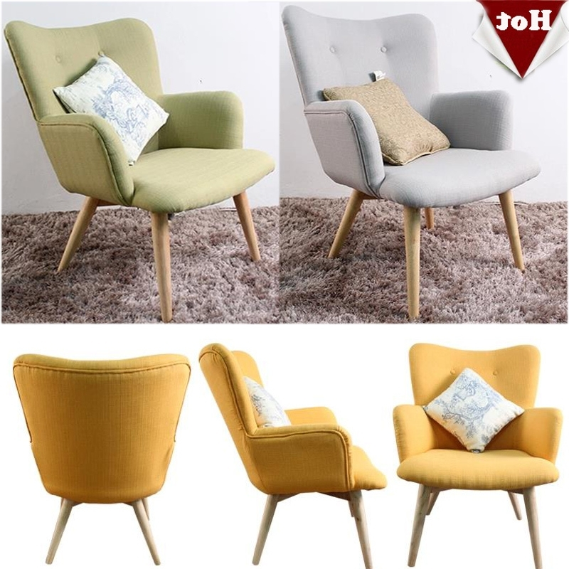 2018 Comfortable Sofas And Chairs Pertaining To Wholesale!fashion Wood Sofa,living Room Furnture Comfortable Chair (View 2 of 10)