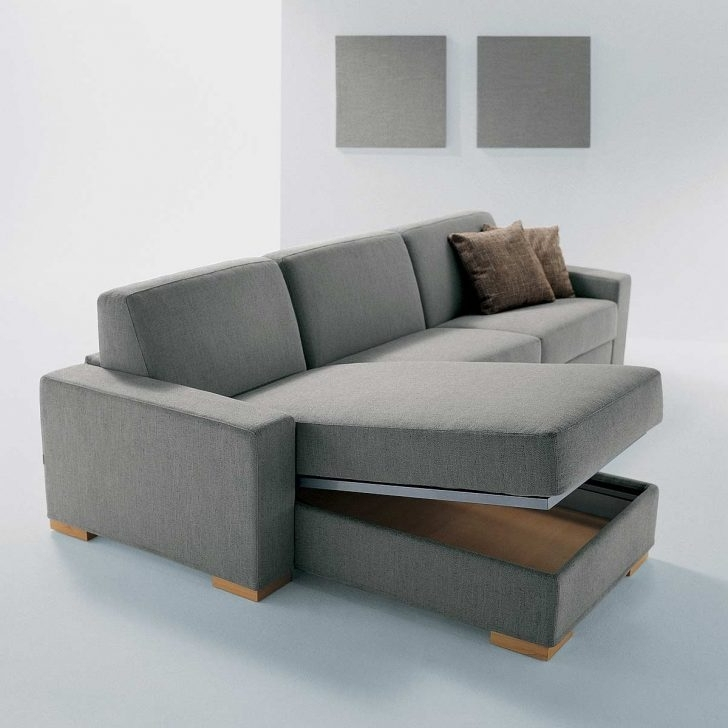 2018 Furniture : Sofa With Drawers Fabric Sectional Sofas With Chaise Throughout Sectional Sofas With Storage (View 1 of 10)