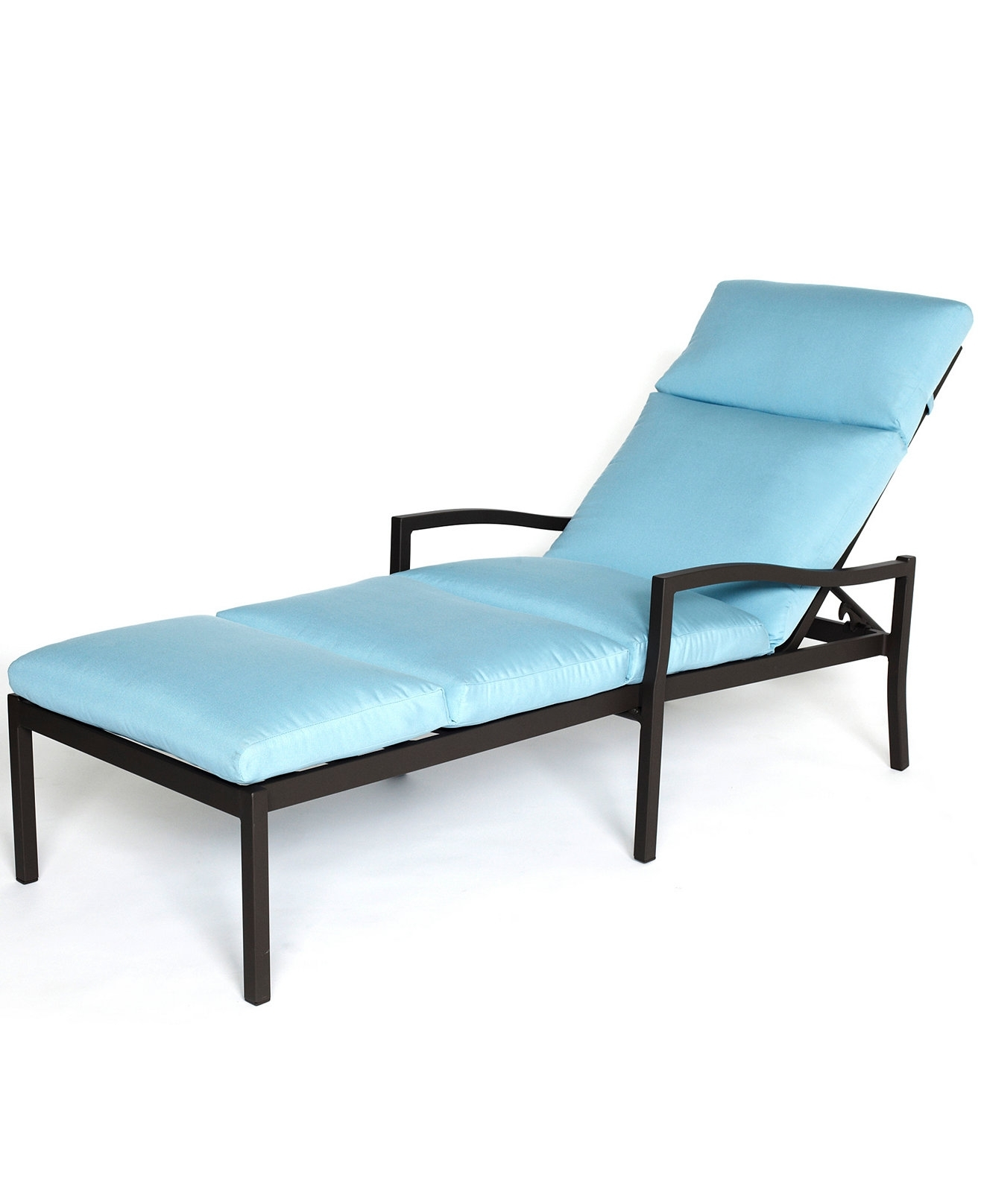 2018 Macys Outdoor Chaise Lounge Chairs Regarding Holden Aluminum Patio Furniture, Outdoor Chaise Lounge – Outdoor (View 1 of 15)