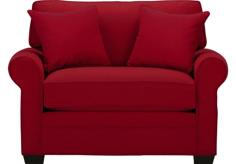 2018 Red Sofa Chairs Regarding Red Living Room Chairs Adorable Decor Images About Living Room On (View 1 of 10)