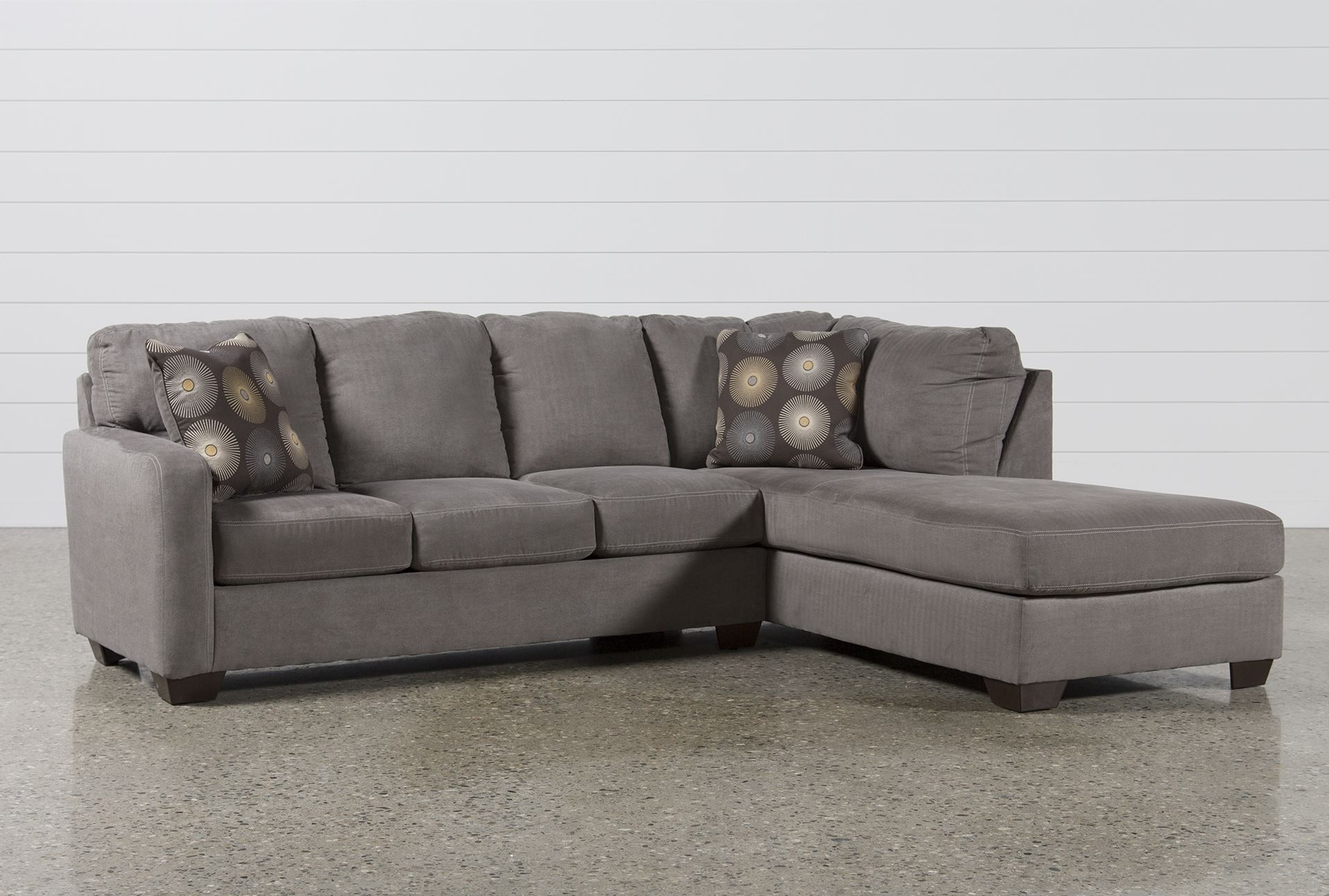 2018 Sofa ~ Luxury Leather Sofa With Chaise Lounge Cute Small Sectional Intended For Gray Sectionals With Chaise (View 2 of 15)