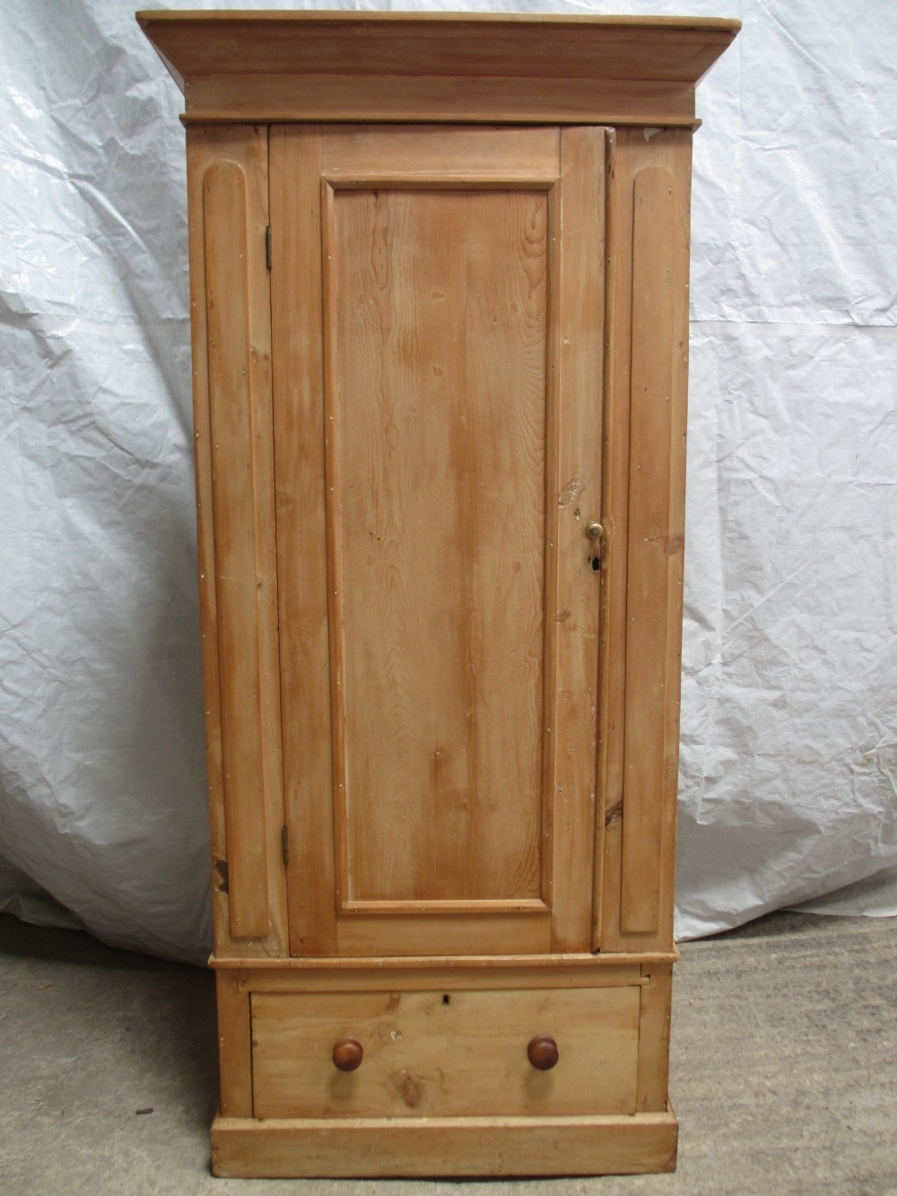 263126 With Victorian Pine Wardrobes (Gallery 1 of 15)
